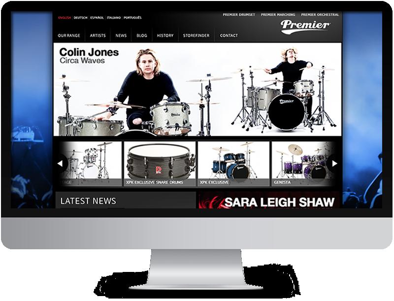 Premier Percussion
