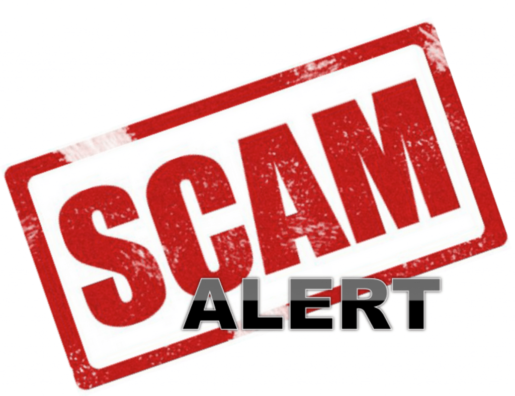 Scammer Bank Accounts