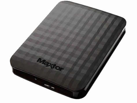 Maxtor Portable HDD