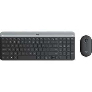 Logitech Slim MK470 Keyboard & Mouse