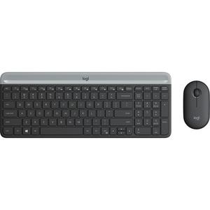 Logitech Slim MK470 Keyboard & Mouse